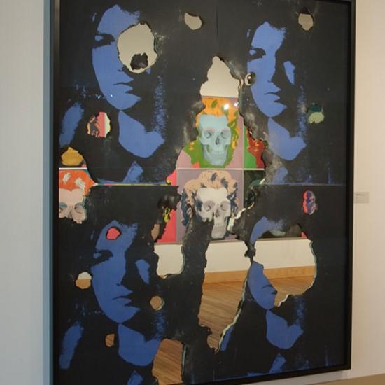 Douglas Gordon - Self-Portrait of You + Me (Jackies), 2008
