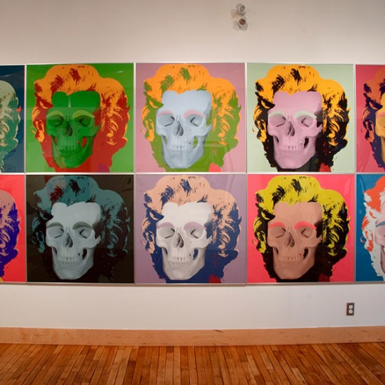 Heidi Popovic - Marilyn Contemporary, 2008
