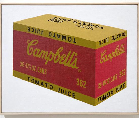 Pettibone - Tomato Juice Box (detail)