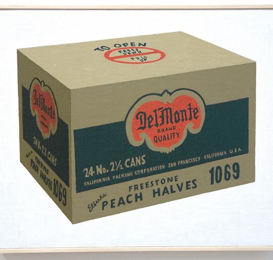Richard Pettibone - Peach Halves Box 2007